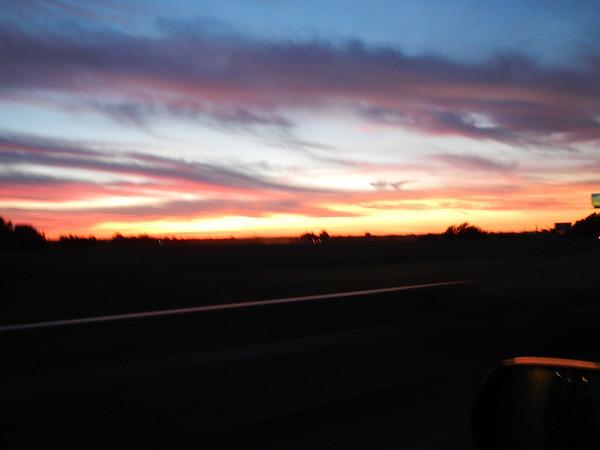 Sky and Terrain